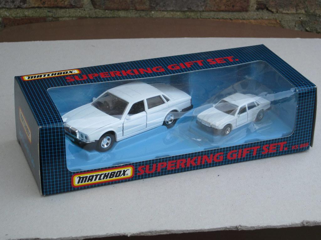 1980 S 90 S Matchbox Superkings Jaguar Xj40 Gift Set Cu Flickr