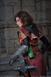 Gabrielle Belmont Cosplay | by Meagan.Marie