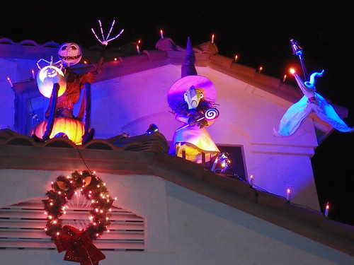 Jack Skellington Christmas Lights