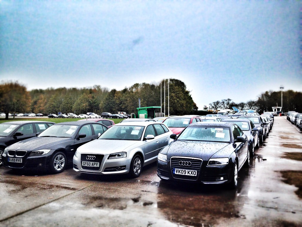 Audi At Manheim Car Auction A Huge Ex Fleet And Lease Vehi Flickr - Audi car auctions