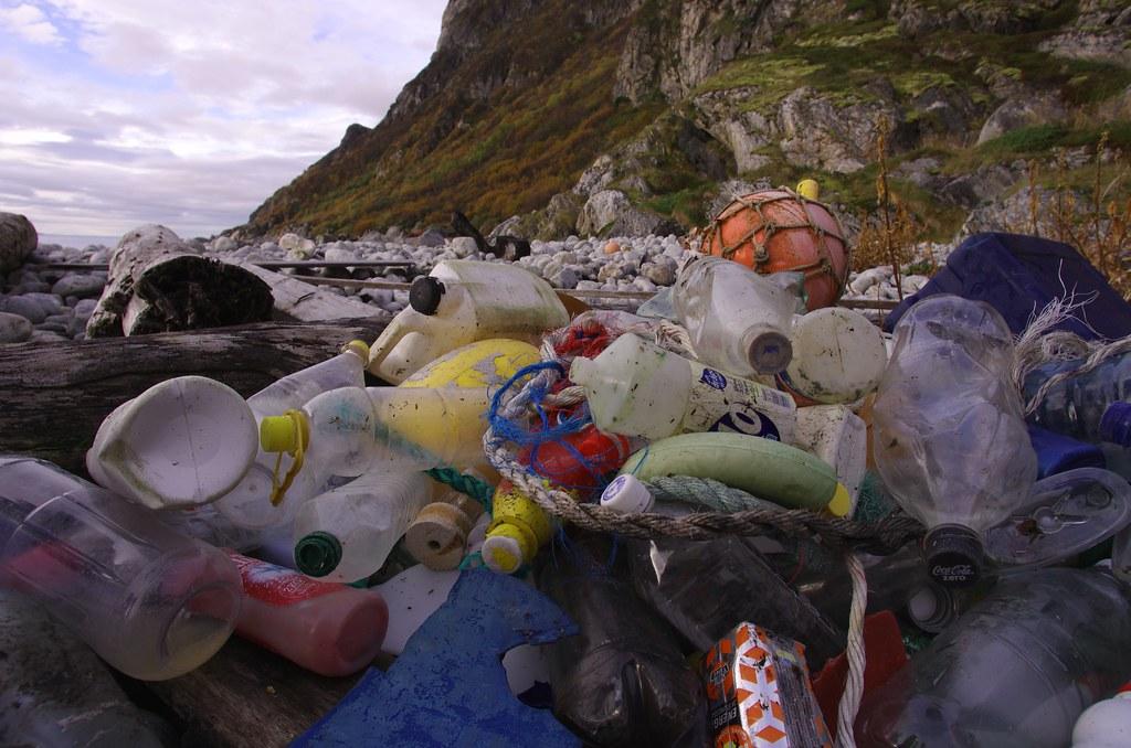 Image result for waste plastic