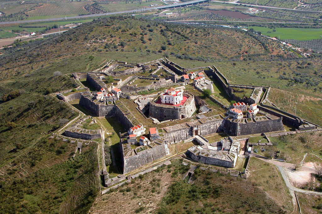 PORTUGAL, Fort of Graça