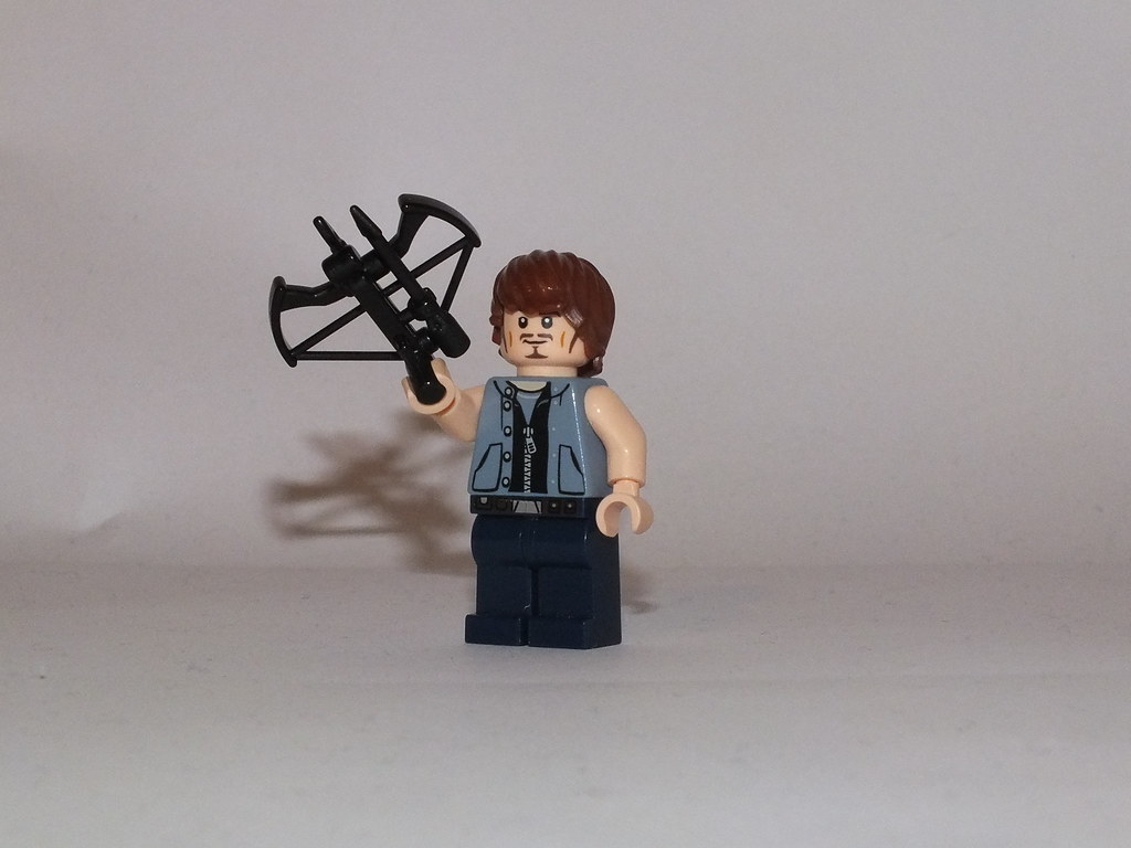 Walking dead lego daryl the walking -  Lego Walkind Dead Daryl Dixon Don T Worry This Ll Be