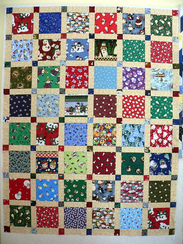 Charming Snowmen | by Deb@asimplelifequilts