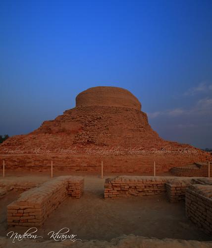 Archaeological Ruins Of Mohenjo-daro,UNESCO World Heritage