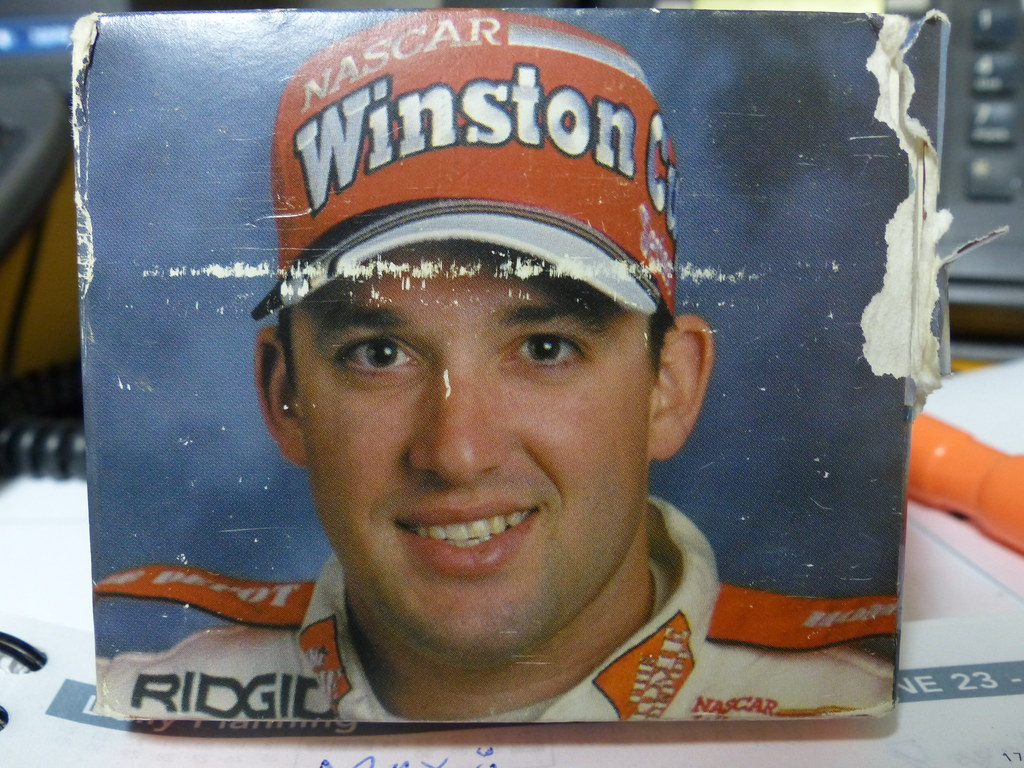 Tony Stewart Winston Cup 1999 Rookie Of The Year