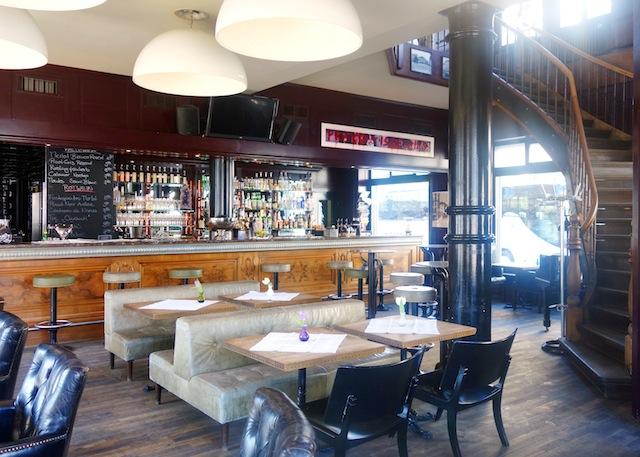 Hotel Helvetia Zurich Bar And Restaurant Currystrumpet Flickr