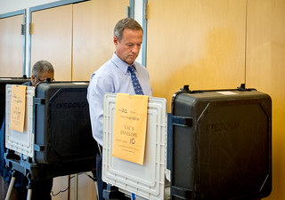 Governor Votes Early | by MDGovpics
