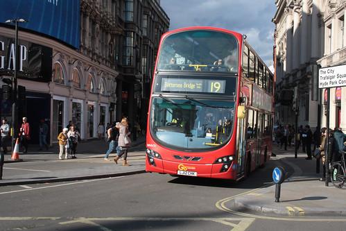 London General WHV31 LJ12CHK