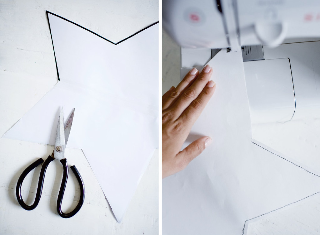 DIY Sewn Up Wrapping
