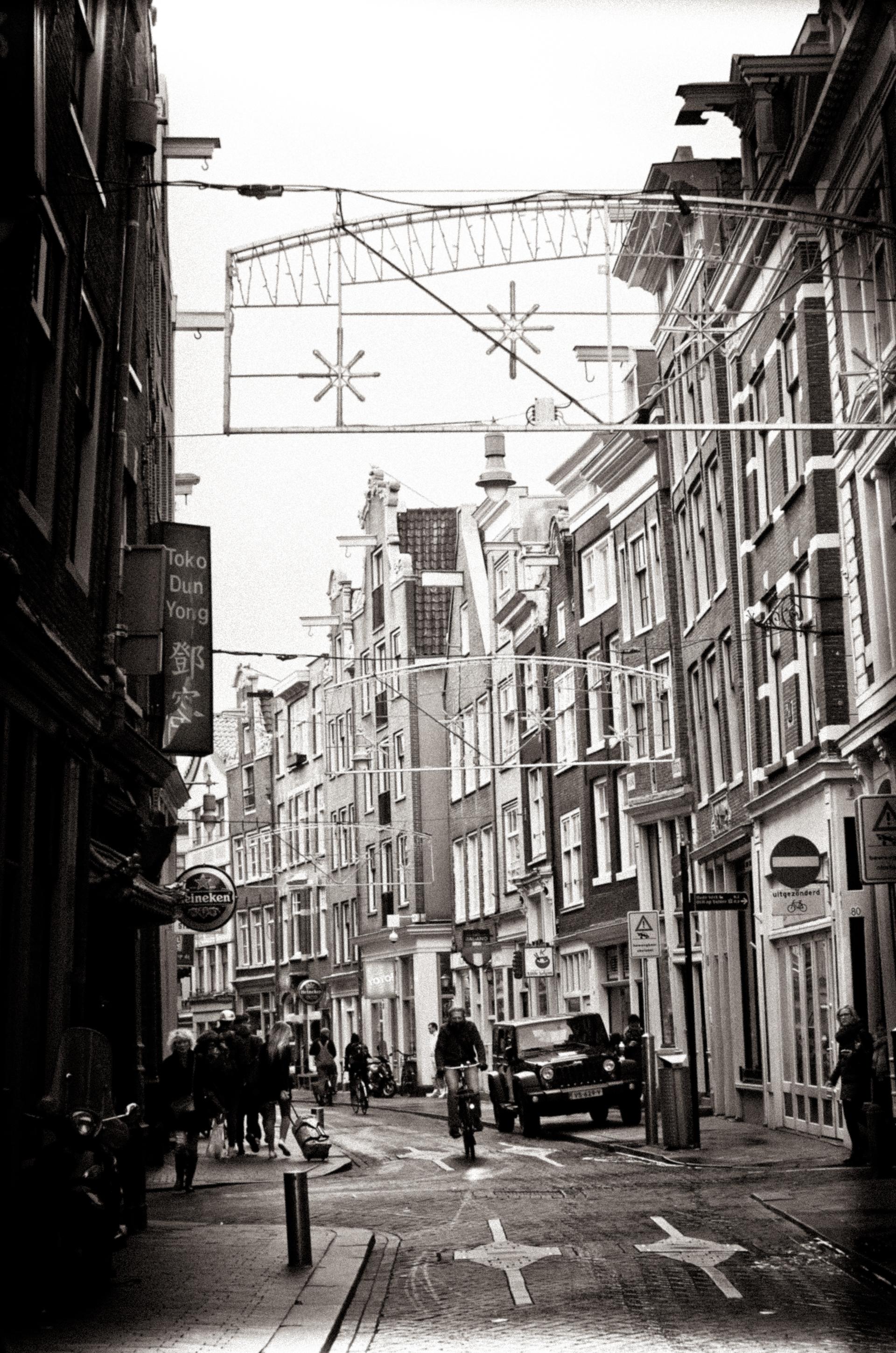 Amsterdam, Latei on Zeedijk
