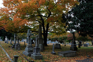 Oakwood Cemetery, Raleigh | by padmasana1