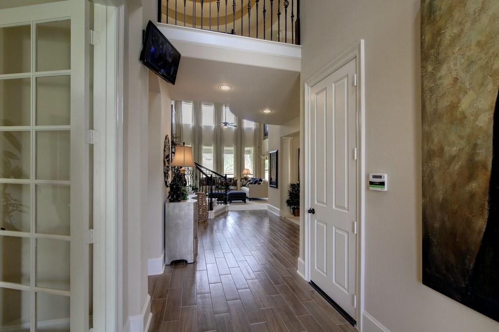 Westin Homes Preston Floor Plan