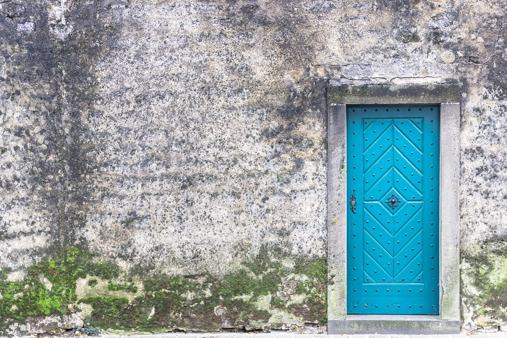 ... Beautiful door in an old wall | by Christian R. Hamacher & Beautiful door in an old wall | Christian R. Hamacher | Flickr Pezcame.Com