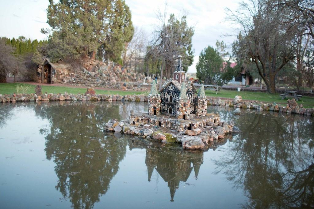... Petersen Rock Garden | By National Register