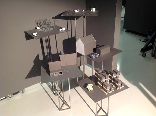 Ontwerpatelier 3de jaar luca interieurvormgeving flickr for Interieur vormgeving