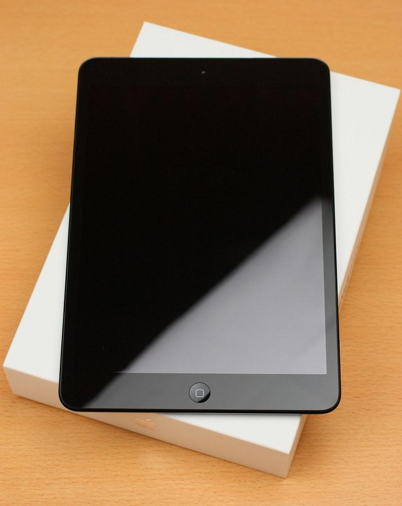 Apple Ipad Mini 16gb Wi Fi Laineema Flickr 1 Wifi Cellular White By