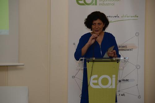 Susana magro directora de la oficina espa ola de cambio c flickr - Oficina espanola de cambio climatico ...