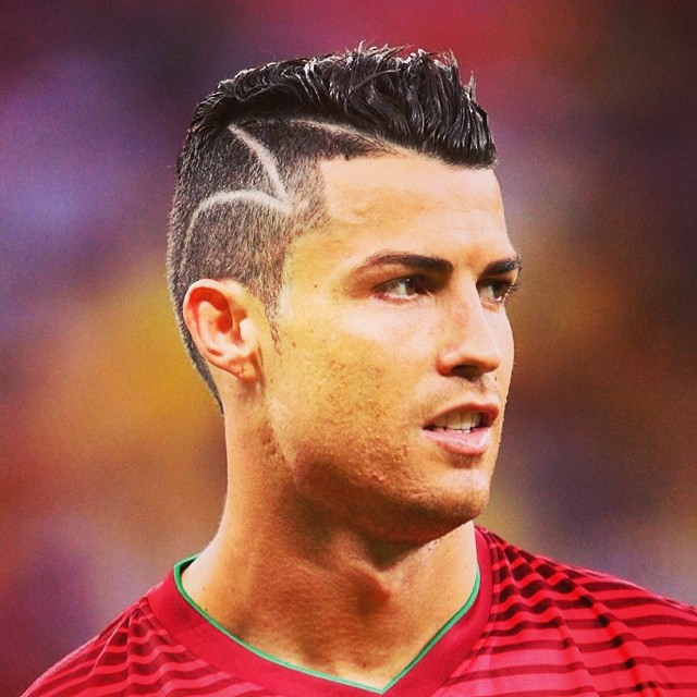 Love The New Haircut Cristiano Ronaldo Cr7 Myboy Flickr