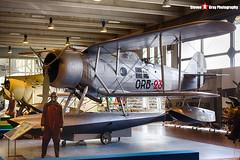 MM27050 ORB-23 - - Italian Air Force - IMAM Ro.43 Maggiolino - Italian Air Force Museum Vigna di Valle, Italy - 160614 - Steven Gray - IMG_9984_HDR