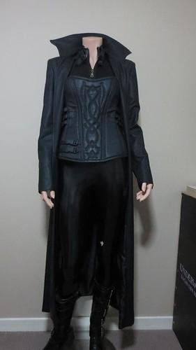 Selene costume
