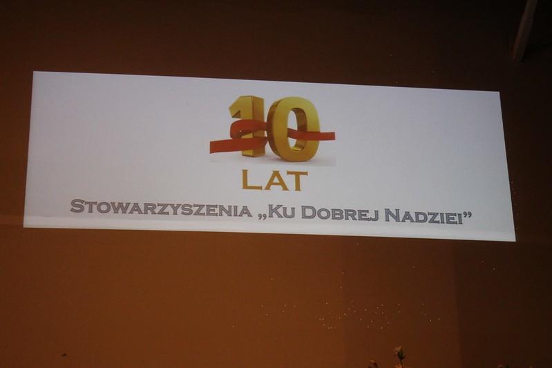 Obchody 10-lecia naszego stowarzyszenia