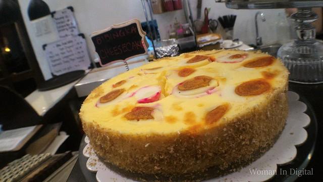 Aurora-Bibigka-Cheesecake