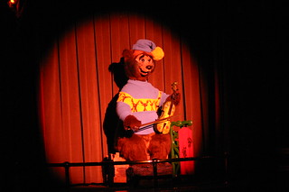 Ernest at the Country Bear Christmas Special | by Disney, Indiana
