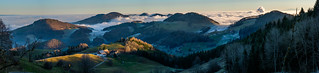 Belchenpass_fog_Pano | by illustratedWORD