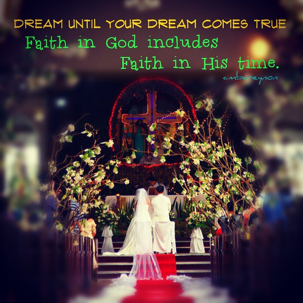 until your comes true faith in god inclu flickr