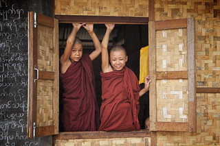 Monks at Monastery | by Katya_N