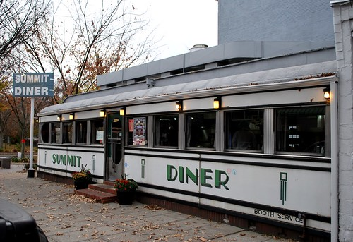 Car And Driver >> Summit Diner, Summit NJ   The Summit is a late '30s or early…   Flickr