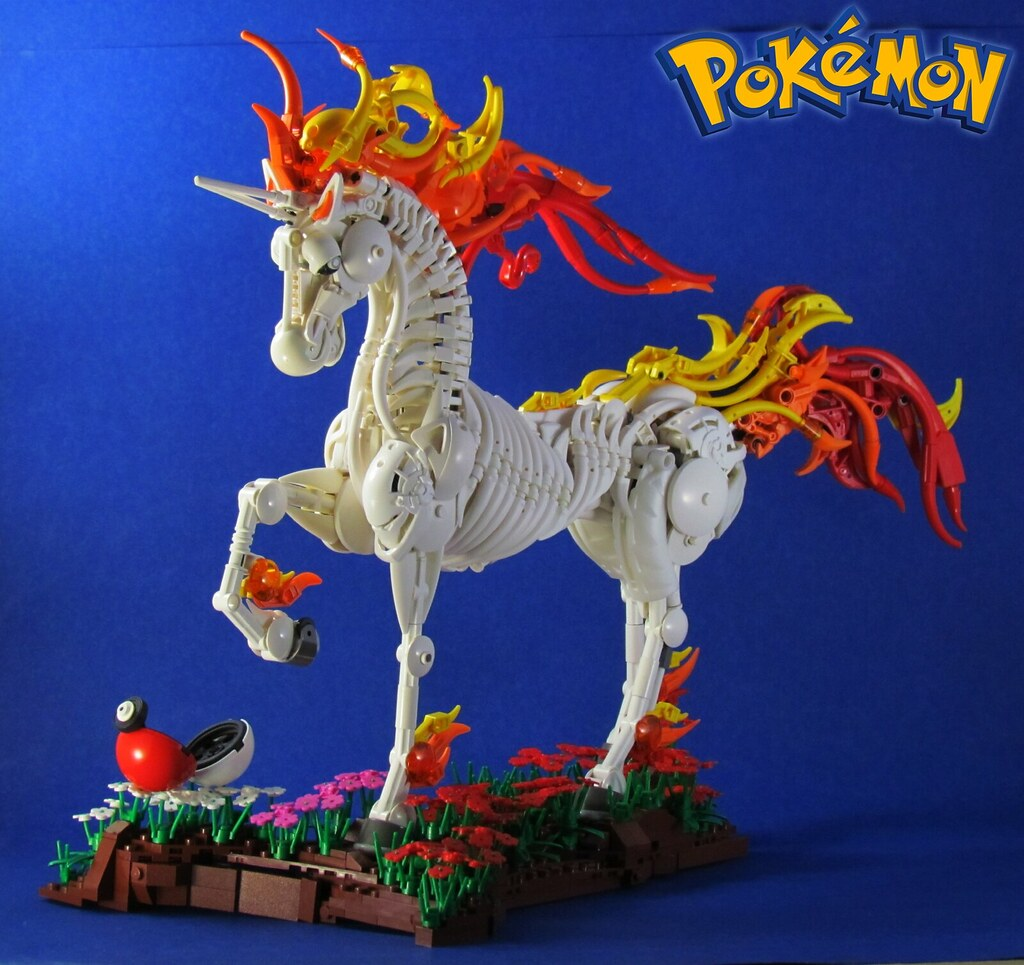 pokemon rapidash i made a new horse as a present for my m flickr