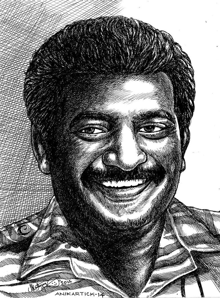 Pencil Sketching Artists In Chennai