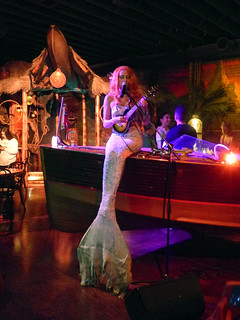 Mermaid serenade at Pacific Seas | by The Tiki Chick