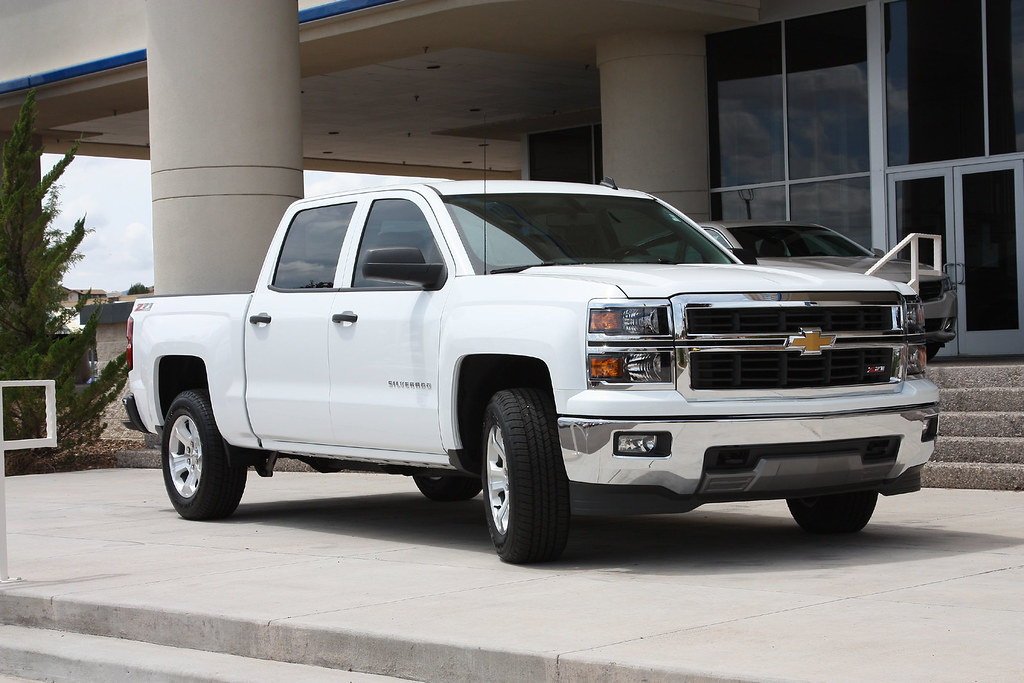 2014 Chevy Silverado Z71  Insomnia Cured Here  Flickr