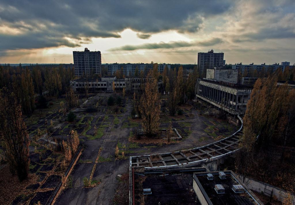 An abandoned heartland