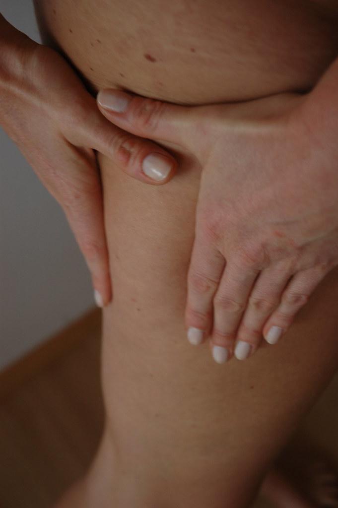 lymphdrainage beine anleitung