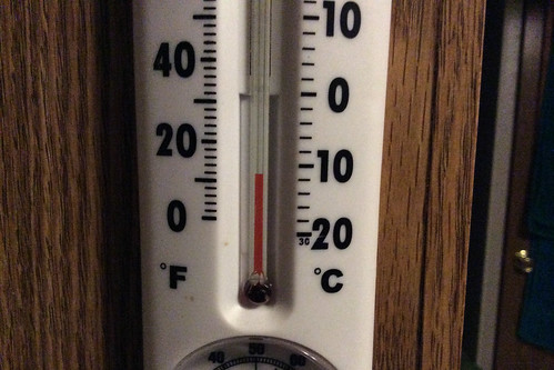 Temperature in the Camper | by goingslowly