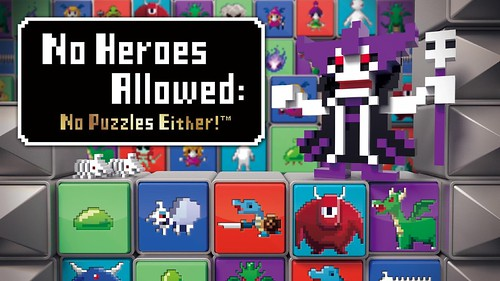 No Heroes Allows: No Puzzles Either! on PS Vita | by PlayStation.Blog