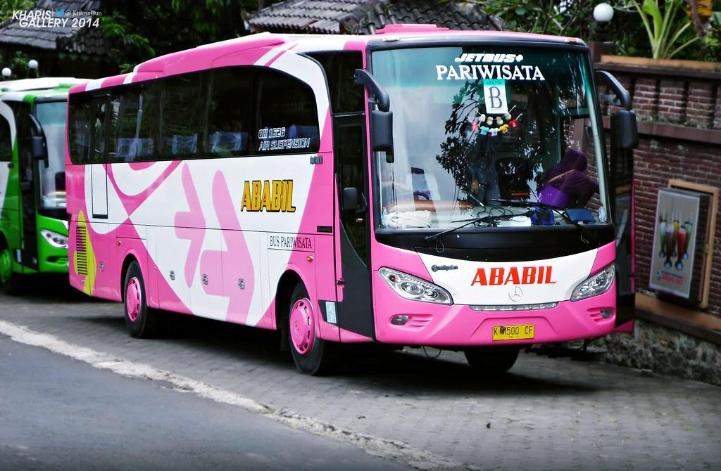 Ababil Bus Pariwisata Jetbus Mercedes Benz  By Kharisgun