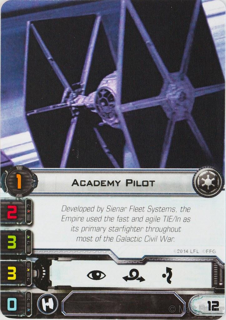 academy pilot alternative art card by mbax - Pilot Fleet Card