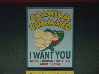 Cranium Command Wants You | by Disney, Indiana