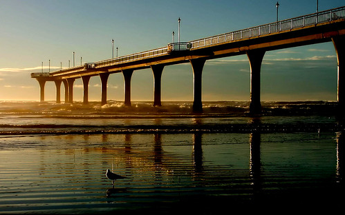"""""""New Brighton Pier"""" 
