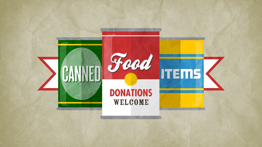Image result for can food drive