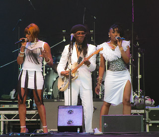 Nile Rodgers & CHIC live at Love Supreme Festival (Glynde UK, 6 July 2013) | by Reference Laboratory