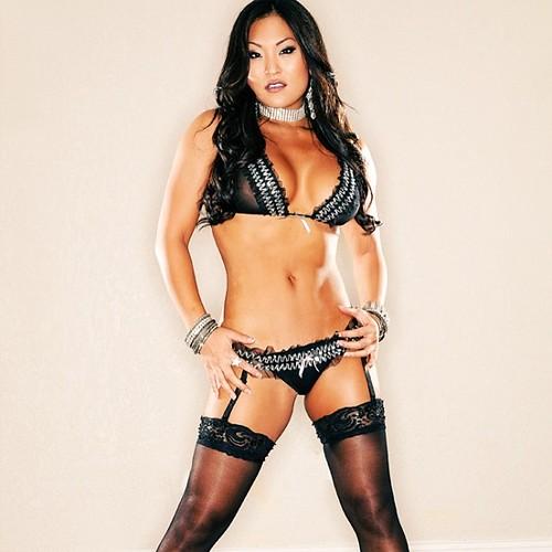 asian hottest models