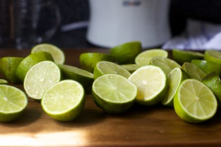 limes saved from fridge extinction | by smitten kitchen