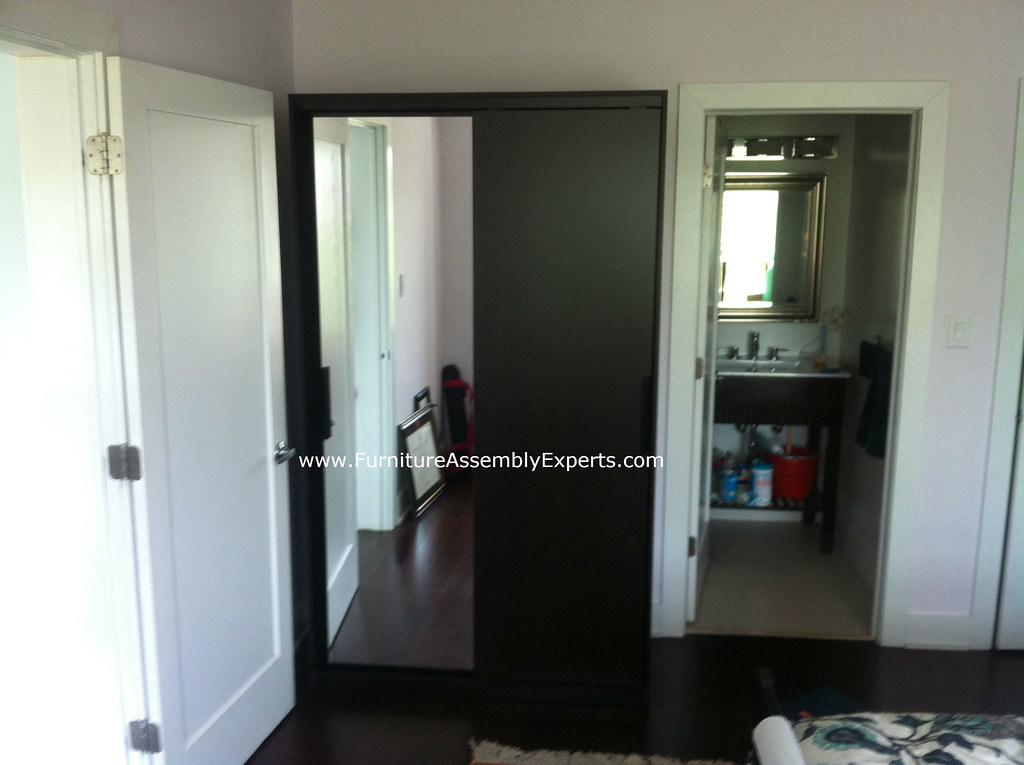 ... Ikea Morvik Wardrobe Assembly Service In DC MD VA | By Furniture  Assembly Experts Company