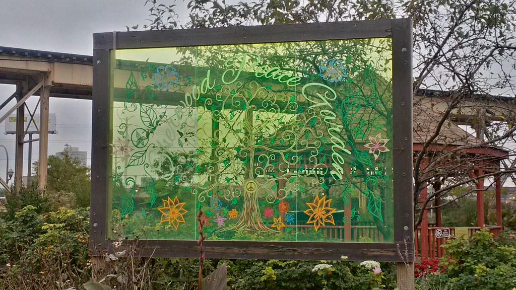 Sherwood Peace Garden, Englewood | artistmac | Flickr